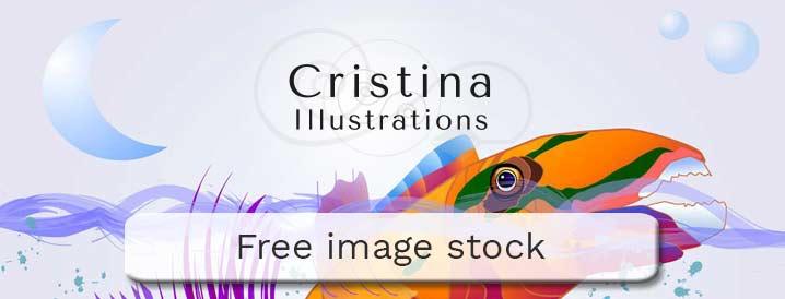 Cristina illustrations