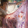 Painting Fabrics and Dresses