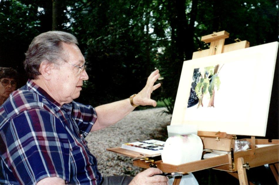 Retrato Zoltan Szabo